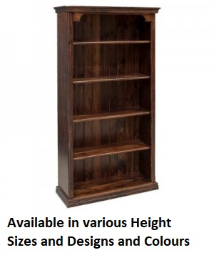 BCS Solid Wood Shelving or Bookcase