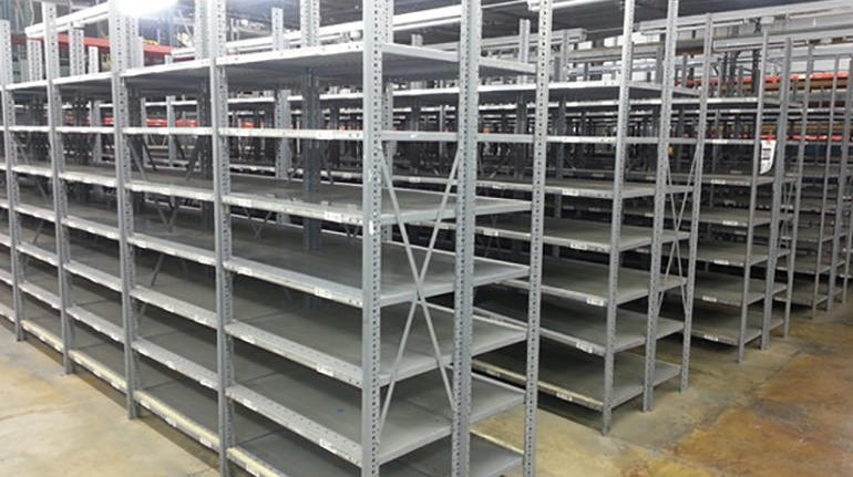 BCS Steel Shelves