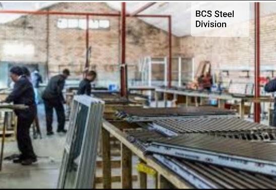 BCS Steel Division