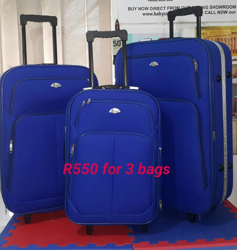 BCS Large R550 for 3 Bags Lugage Set