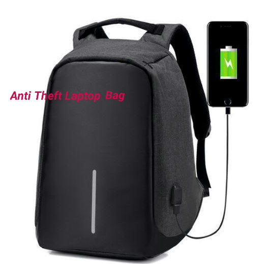 BCS Anti Theft Laptop Bag