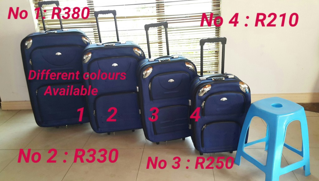 BCS Luggage Bags Suitcase Sets