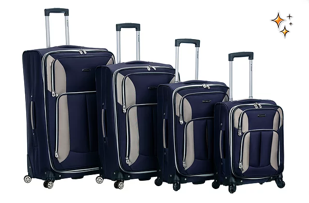 Rockford California Luggage Sets