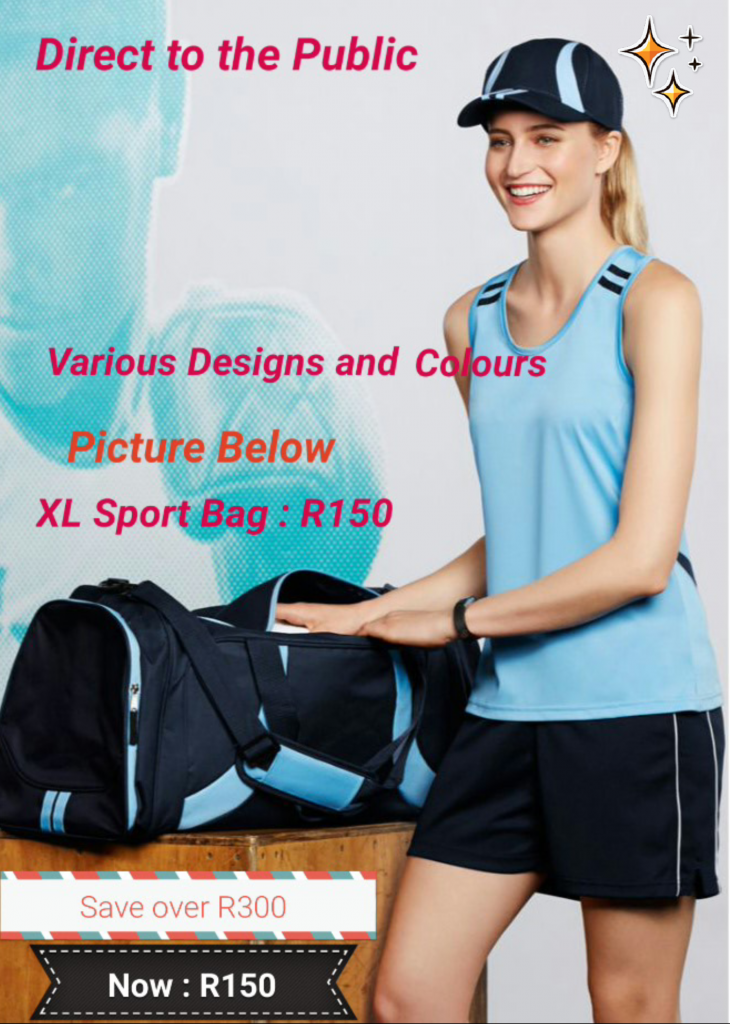 Extra Large BCS Sport Luggage Bags
