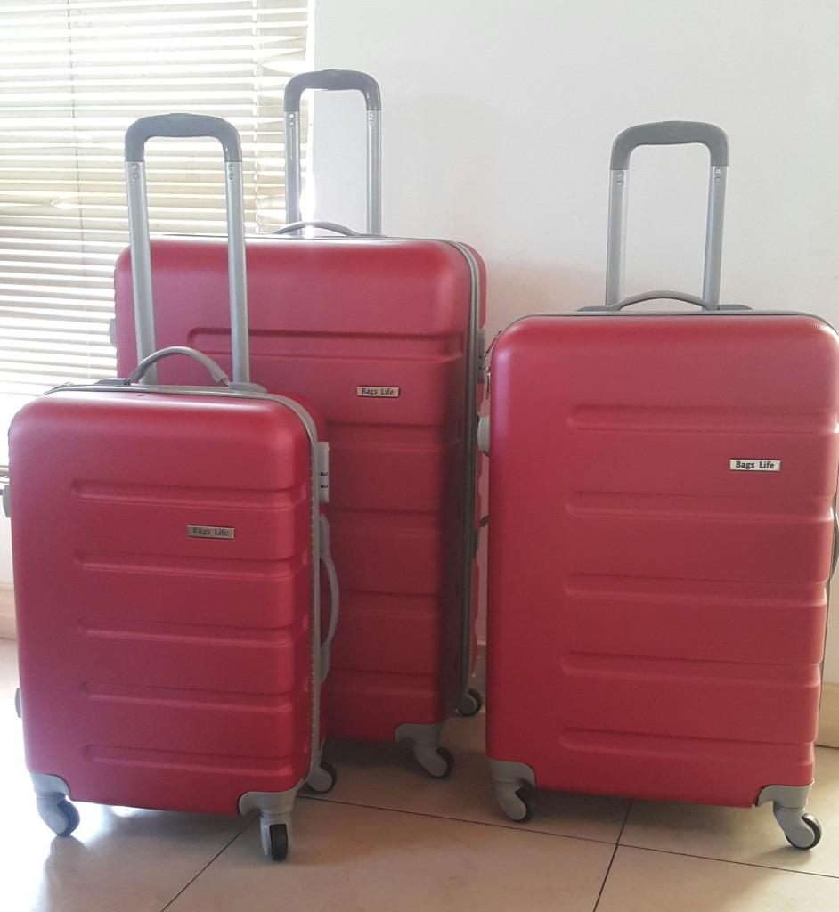 BCS Hardshell ABS Luggage Bags