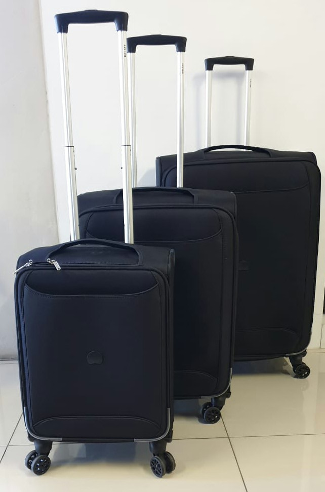Delsey Four Spinner Luggage Bag Set