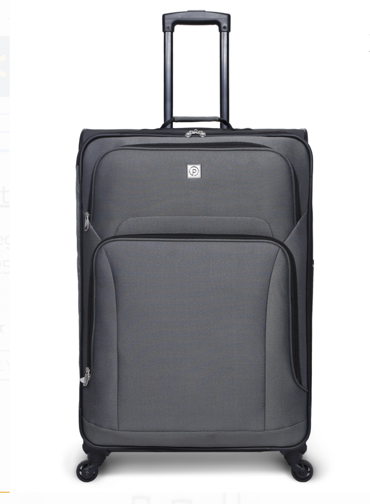 Grey Colour P Lightweight BCS Luggage Range