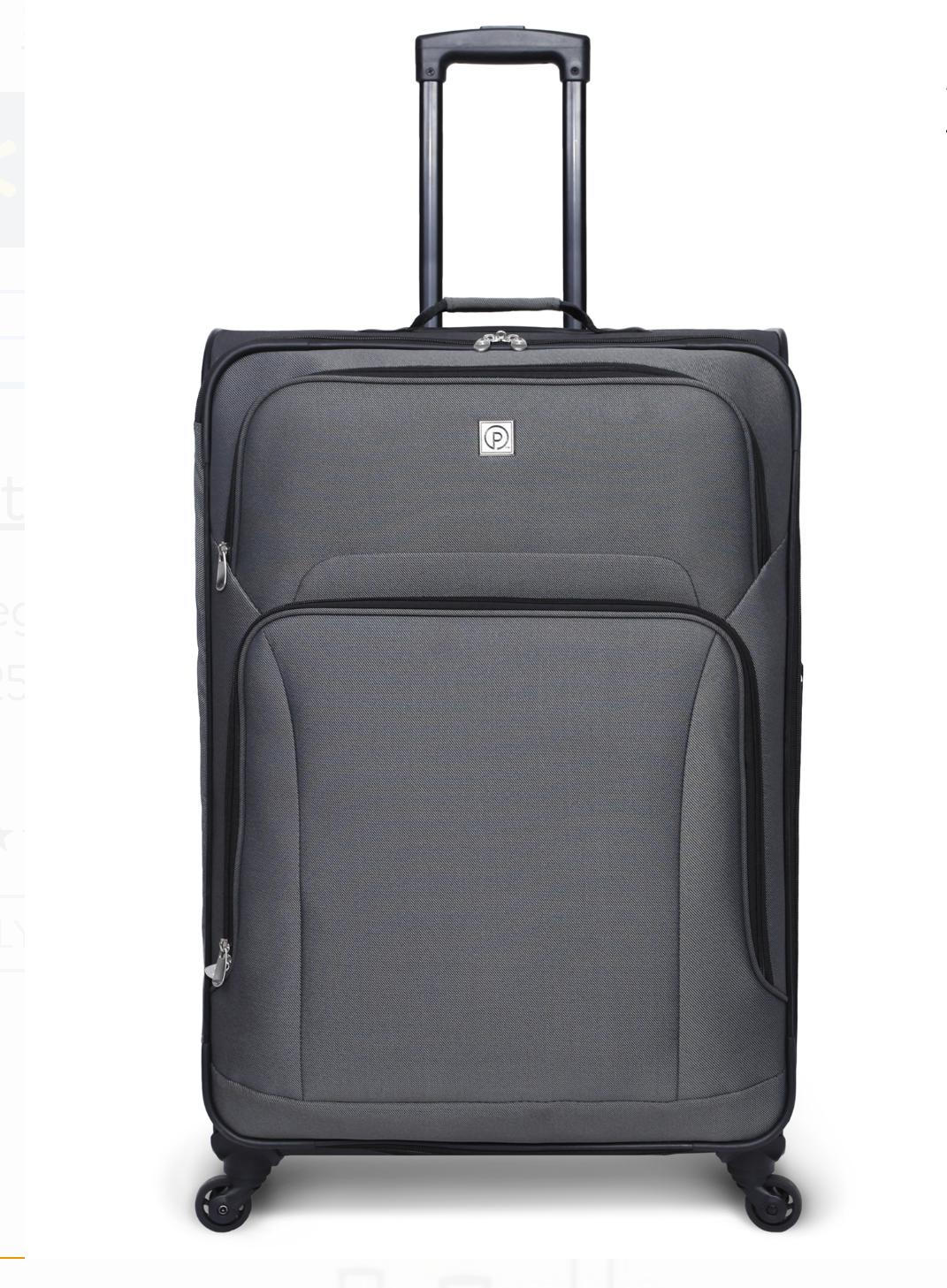 Grey Colour P Lightweight BCS Luggage Range