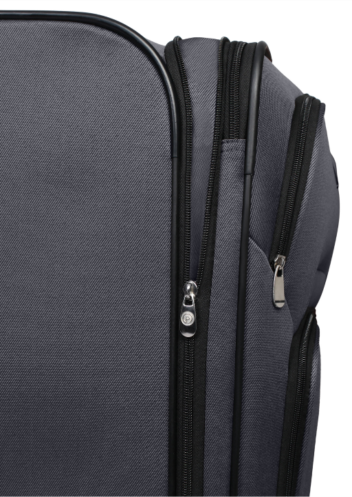 Extra Expansion Features Luggage Bag