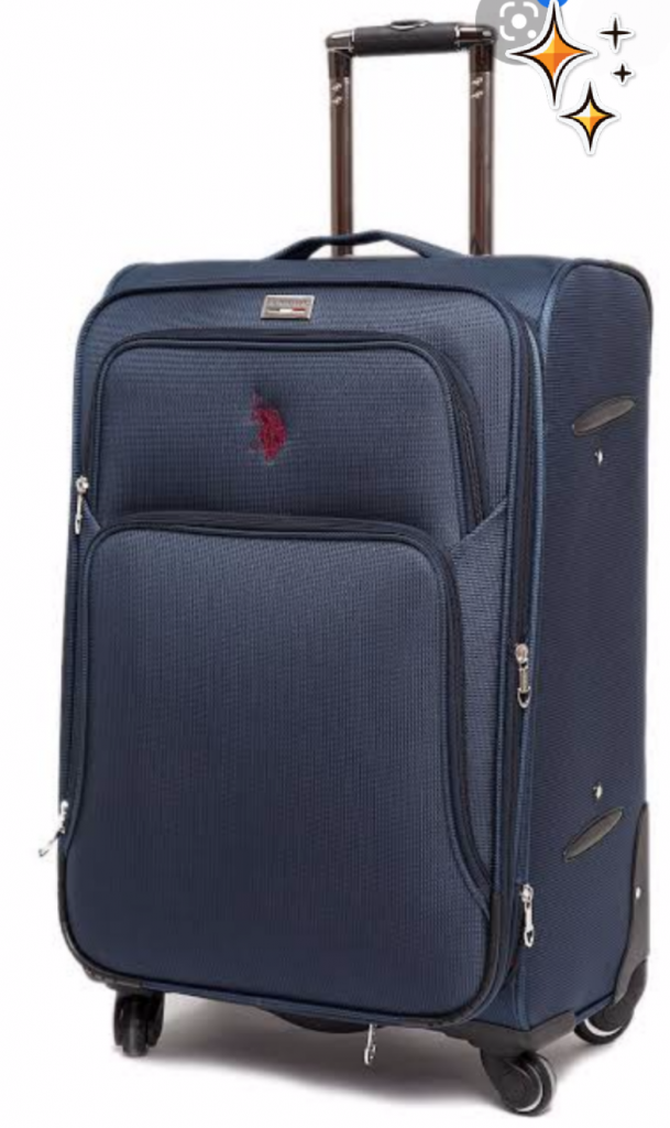 Polo Luggage Suitcase Trolley Bags