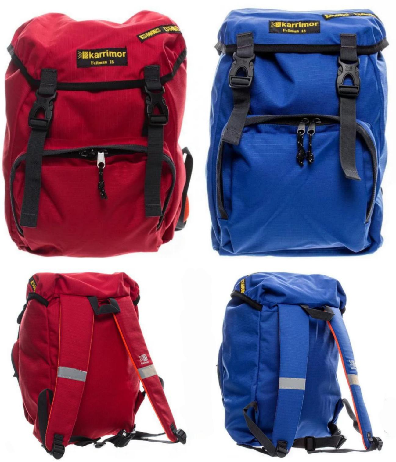 Original Karrimor School Bags
