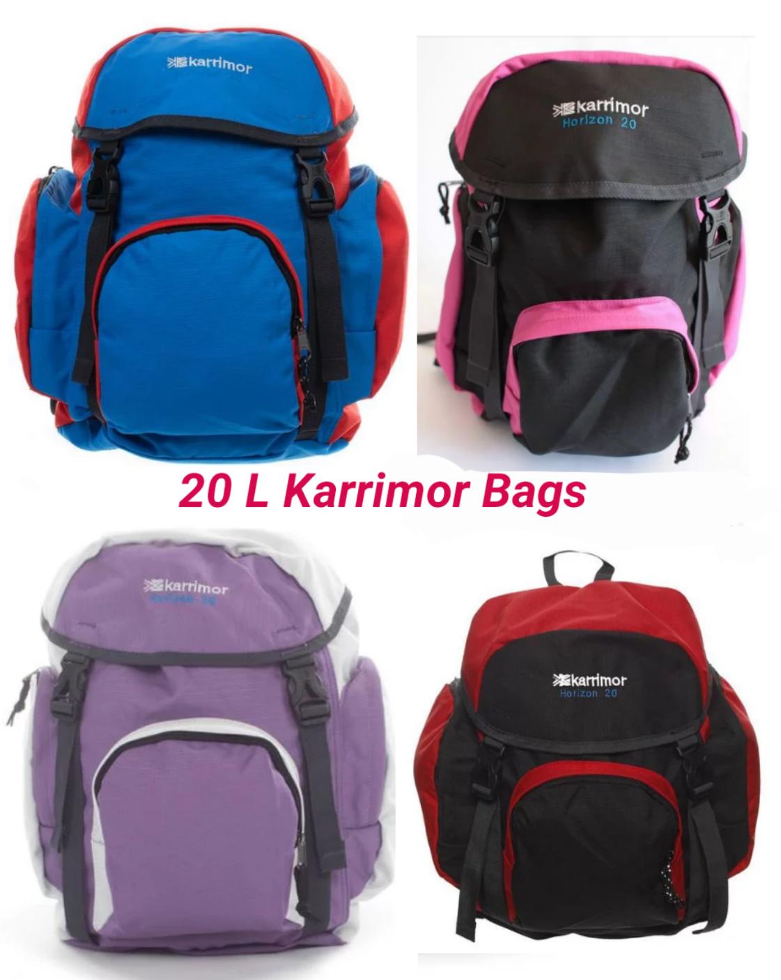 Karrimor Bag Karrimor Bags