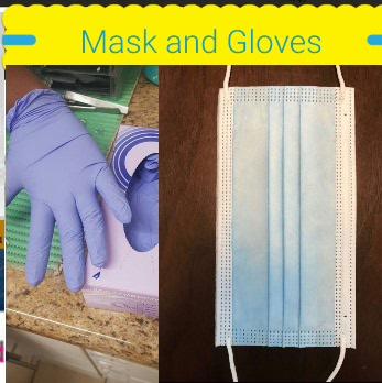 BCS Masks Gloves Hand Sanitizers