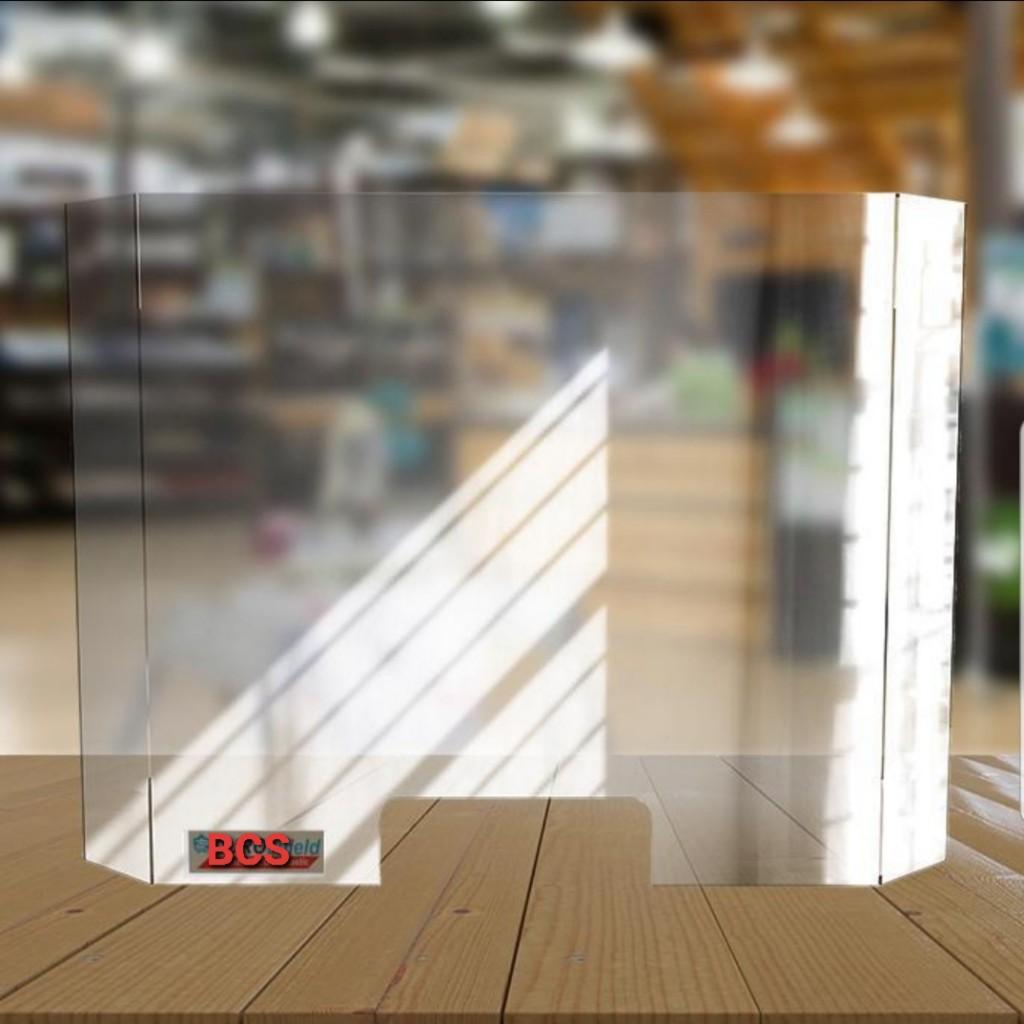 Front Desk Shields