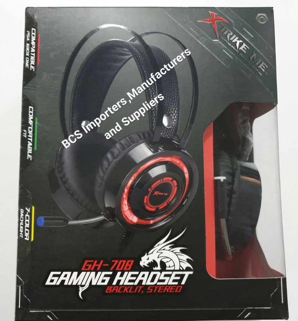 GH 708 Gaming Headsets