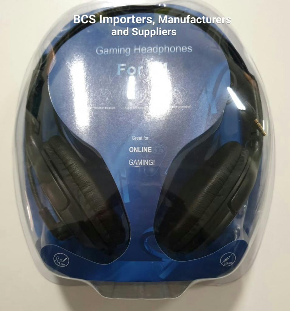 Essential Gamers Cummunications Headset