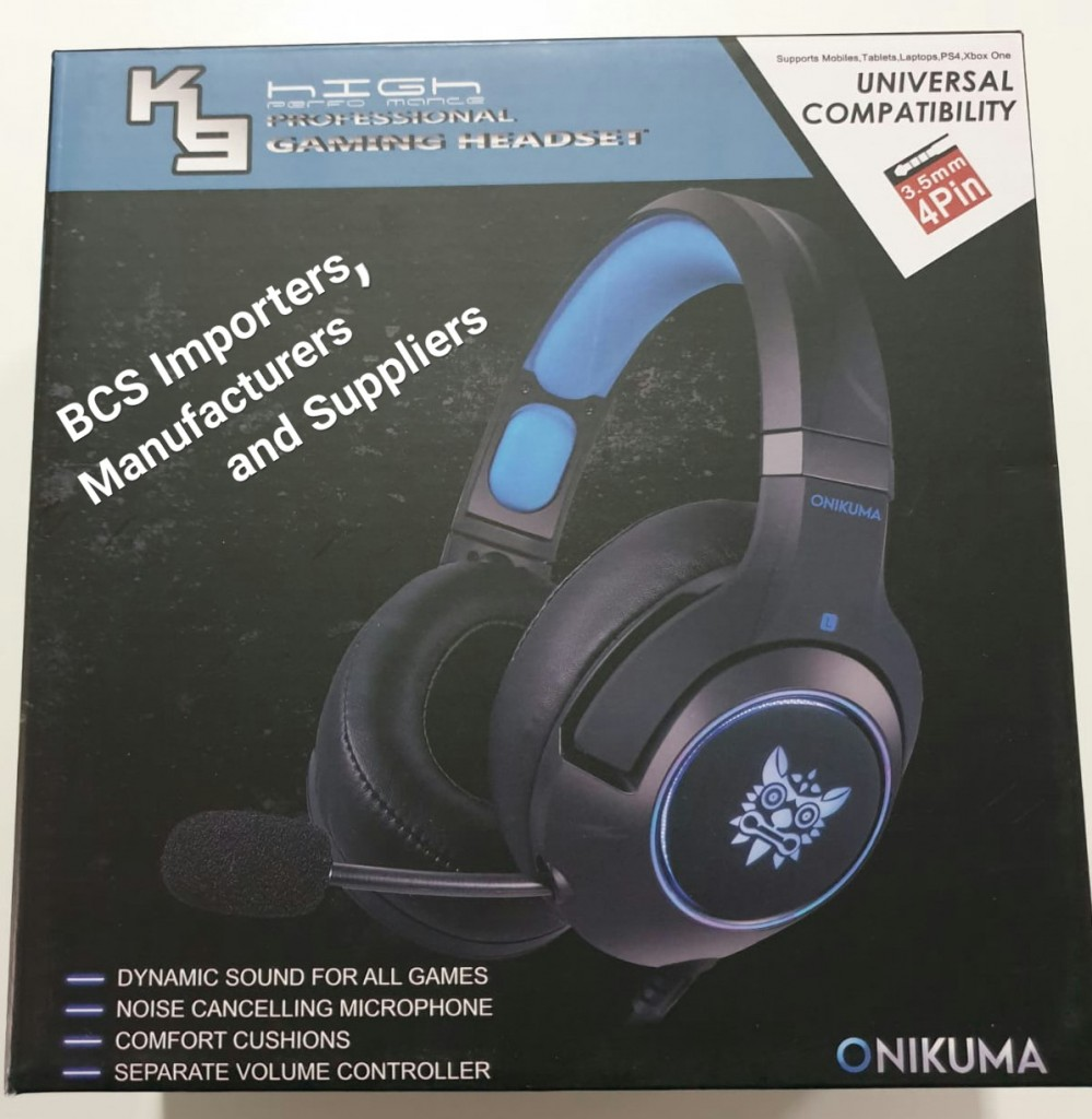 K9 Gaming Headsets